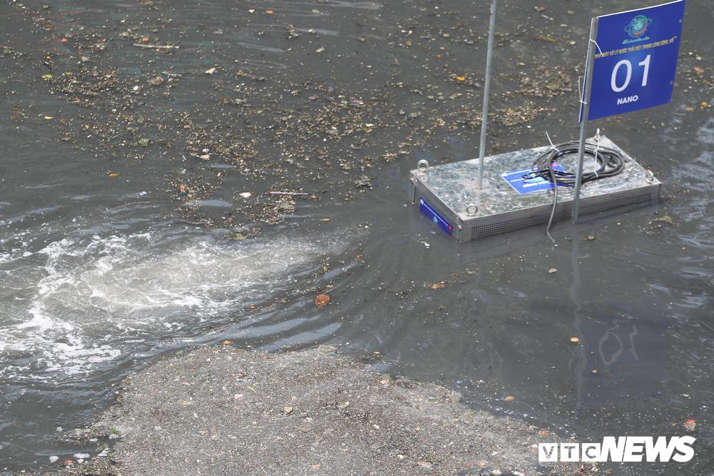 Ảnh 5: Làm sạch nước sông Tô Lịch - We25.vn