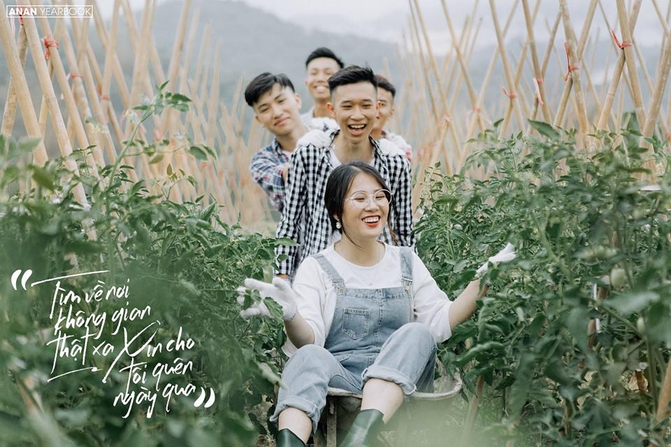 Ảnh 4: Kỷ yếu concept nông trại - We25.vn