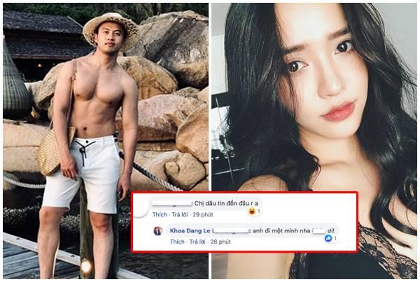 """Shark Khoa trả lời cực phũ khi bị đồn đi du lịch Nha Trang với """"gái ế"""" Bích Phương!"""