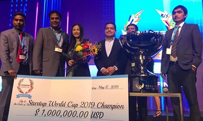 """Trầm trồ trước """"profile"""" của startup Việt vô địch thế giới với giải thưởng 1 triệu USD"""