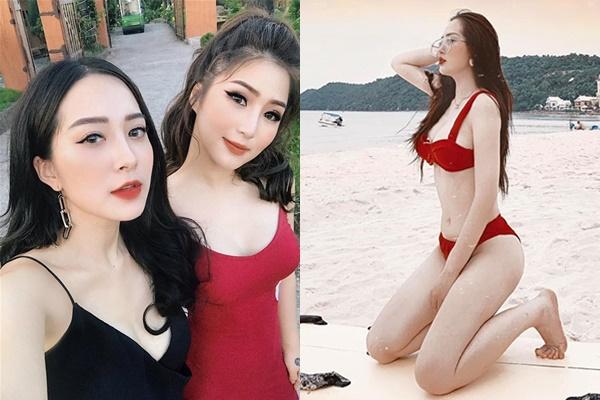 Em họ Hương Tràm nóng hơn thời tiết Hà Nội trong loạt ảnh bikini mới