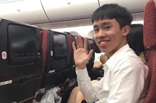 Tự hào nam sinh Lào Cai đạt giải Ba cuộc thi khoa học kỹ thuật quốc tế tại Mỹ