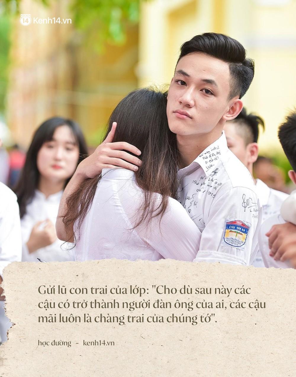Ảnh 7: Học sinh lớp 12 khóc như mưa ngày chia tay - We25.vn