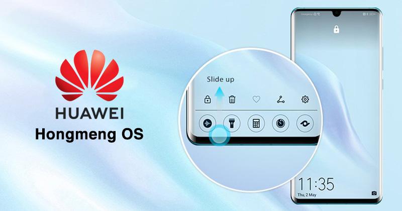 Ảnh 1: Hệ điều hành riêng của Huawei - We25.vn