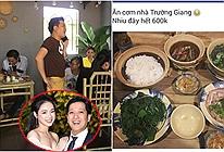 Quán cơm bị tố bán đắt, Trường Giang lấp liếm giải thích:
