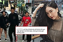 Bạn gái Đức Chinh bị dân mạng chỉ trích