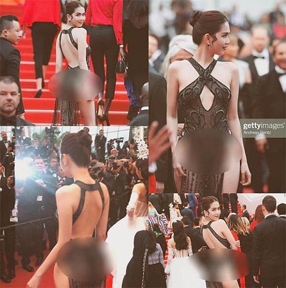 """Vũ Khắc Tiệp tiết lộ về vai trò của Ngọc Trinh tại Cannes, nào ngờ lại tiếp tục """"nhận gạch"""""""