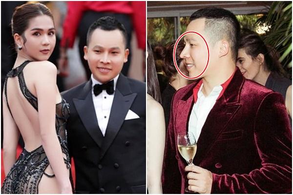 """Có chiếc mũi """"xuyên thủng vạn vật"""", Vũ Khắc Tiệp hot chẳng kém Ngọc Trinh ở Cannes"""