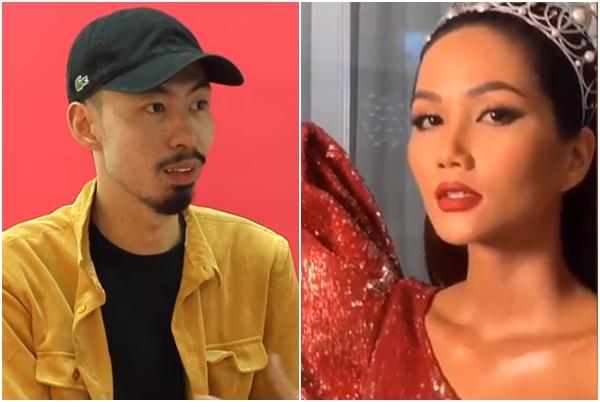"""""""Chú"""" Đen Vâu ngại ngùng, chính thức lên tiếng về tin đồn đang yêu Hoa hậu HHen Niê!"""
