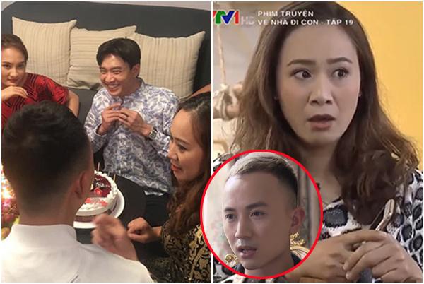"""Bất ngờ: Lộ ảnh Dũng soái ca thành """"phi công trẻ"""" của chị Linh, đôi nào về đôi ấy!"""
