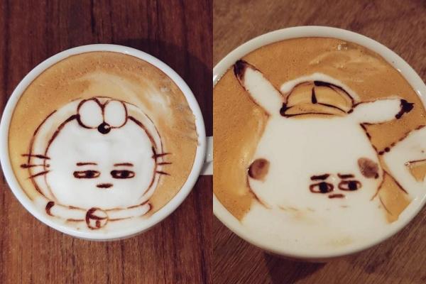 """Cười té ghế với loại ảnh đi uống cà phê lại gặp đúng nhân viên pha chế đang """"chán đời"""""""
