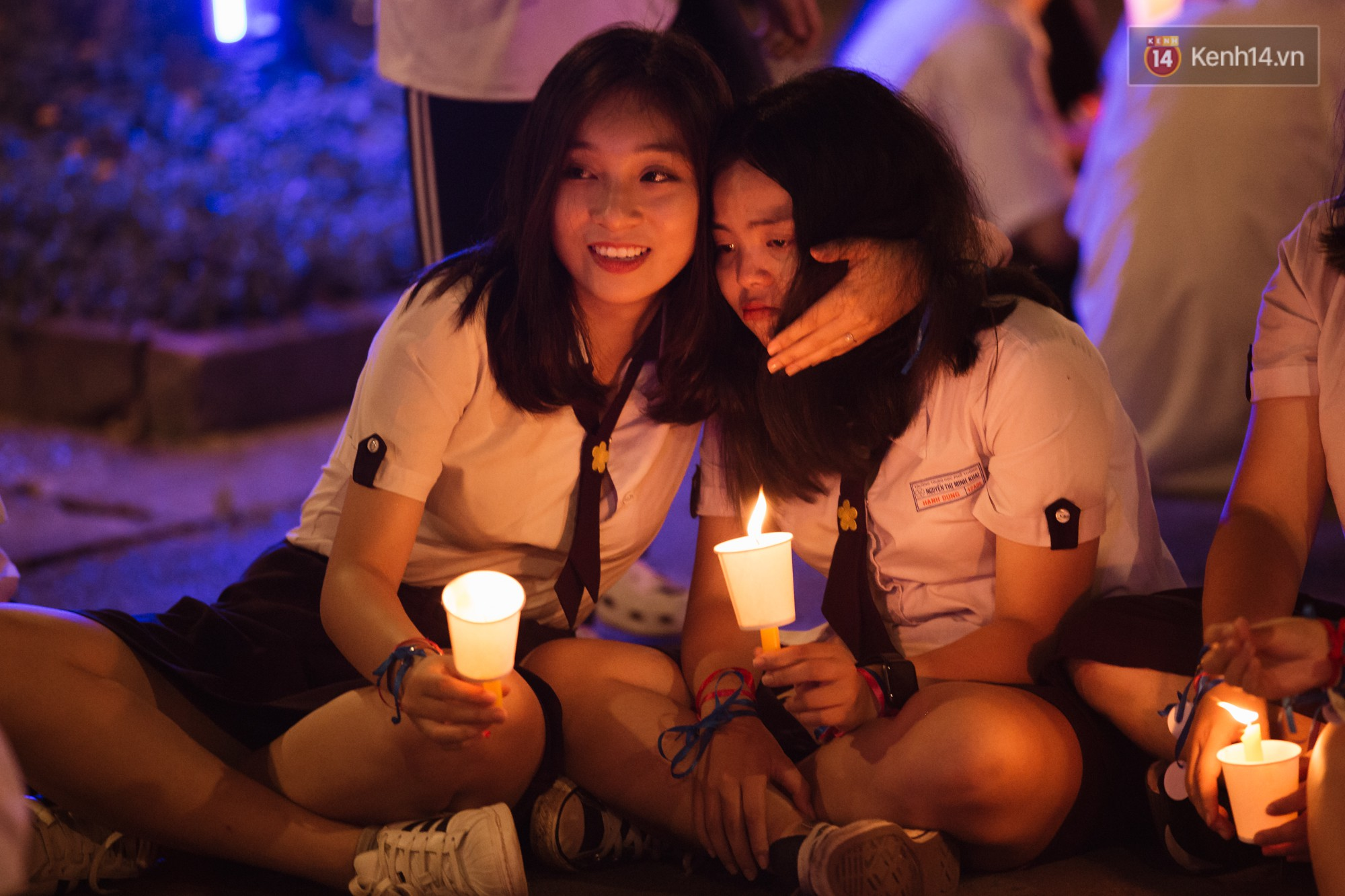 Ảnh 11: Học sinh trường Nguyễn Thị Minh Khai - We25.vn