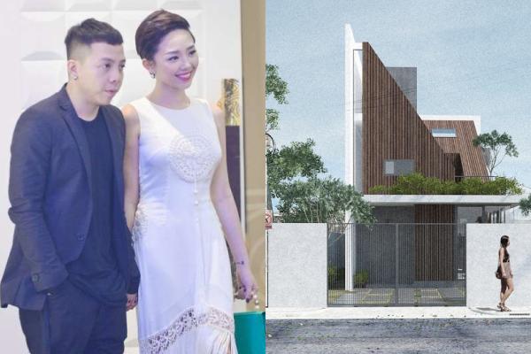 Rộ tin Tóc Tiên - Hoàng Touliver đang xây biệt thự bạc tỷ ở Đà Lạt để kết hôn?