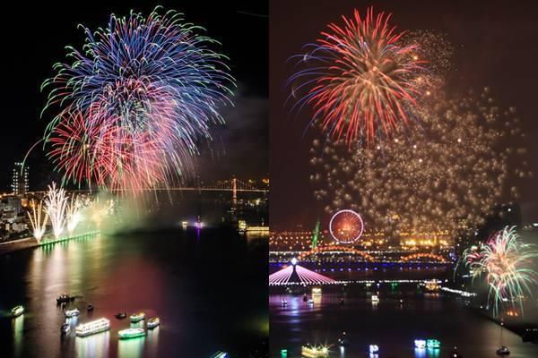 Săn ngay Lễ hội pháo hoa lớn nhất trong năm diễn ra tại Đà Nẵng tháng 6 tới