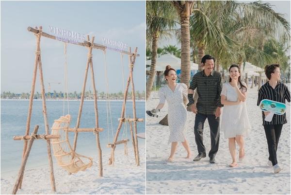 """Cần gì phải đi đâu xa, Hà Nội đang có cả """"bãi biển"""" giữa lòng thủ đô đây này"""