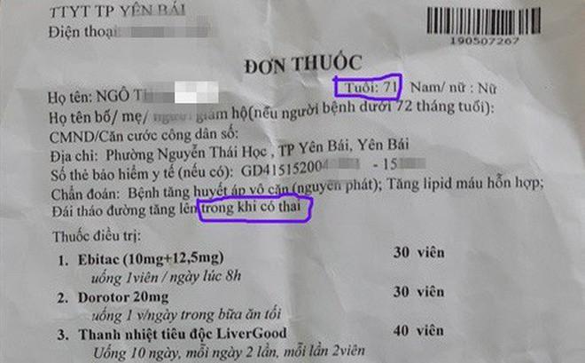 Ảnh 2: Cụ bà 71 tuổi được chẩn đoán có thai - We25.vn