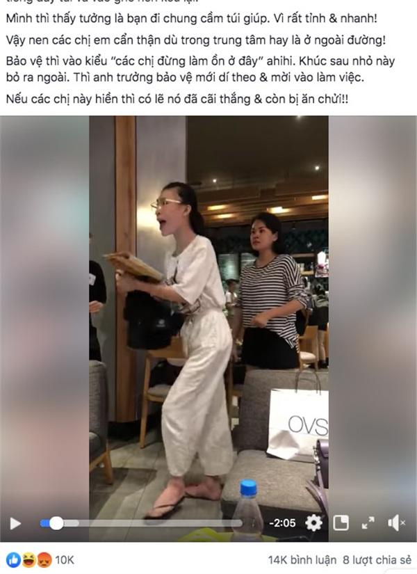 """Facebook cô nàng """"cầm nhầm"""" túi Gucci 1.200 USD toàn viết đạo lý: """"Sống ở đời phải chính trực không được trộm cắp"""""""