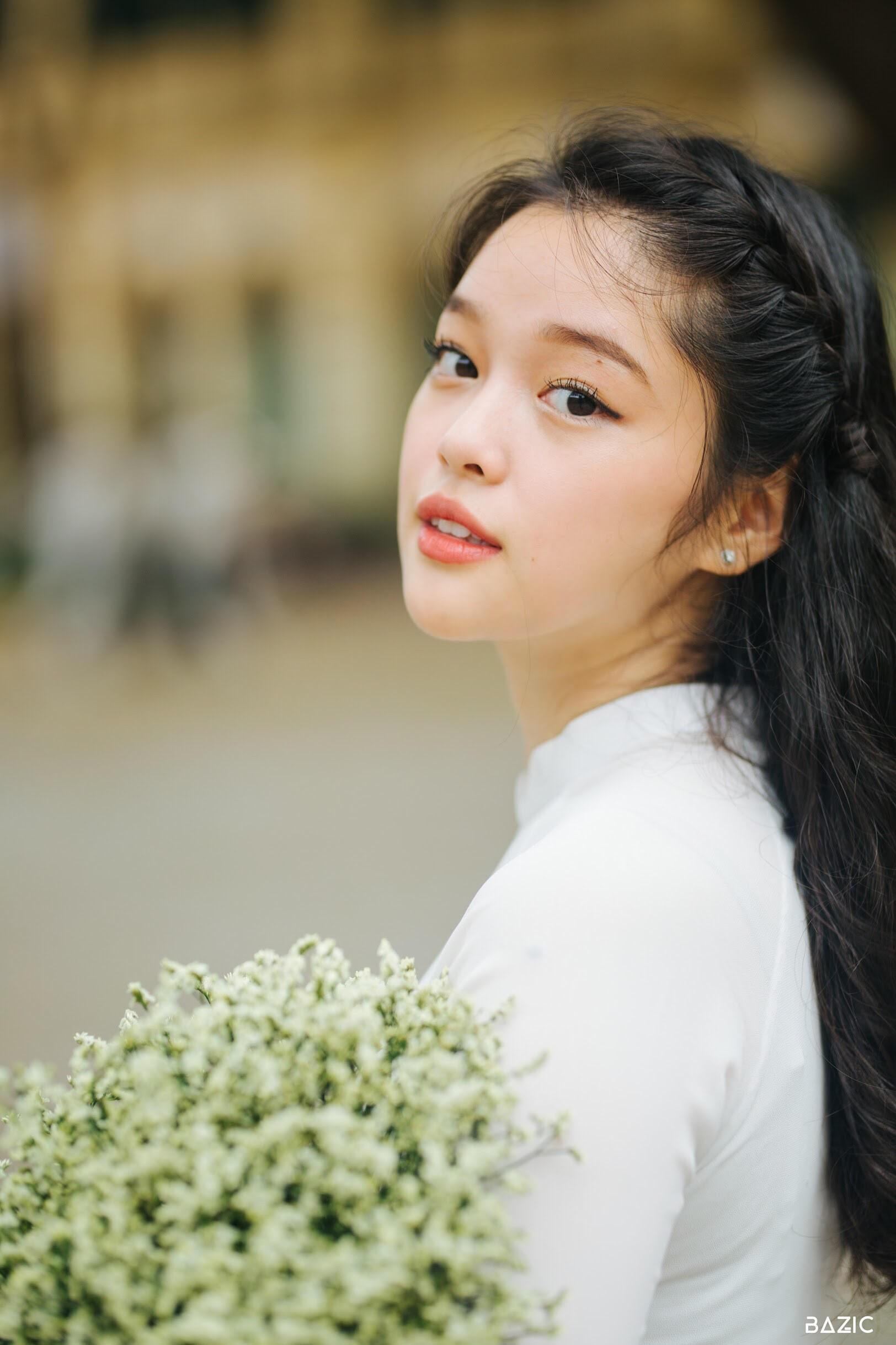 Ảnh 2: Nhan sắc nữ sinh trường Việt Đức - We25.vn