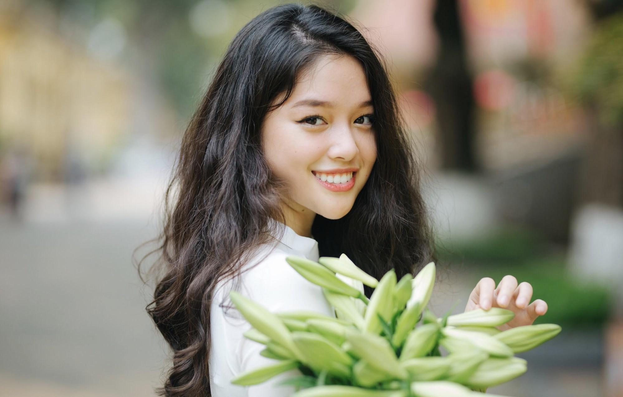 Ảnh 3: Nhan sắc nữ sinh trường Việt Đức - We25.vn