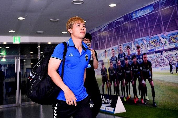 Công Phượng chia tay Incheon United, chuẩn bị sang Pháp chơi bóng?