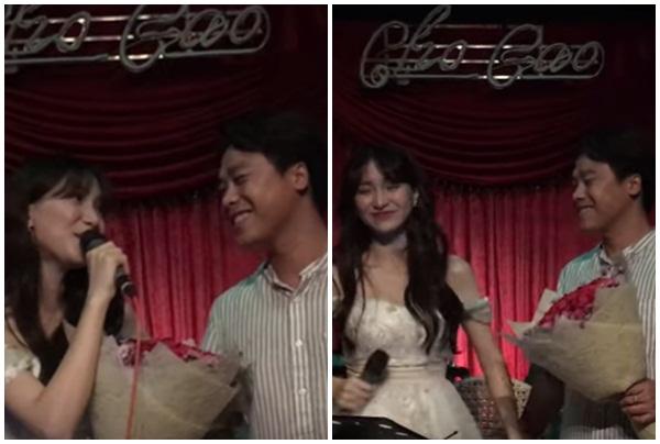 Lộ clip Hòa Minzy mạnh bạo cầu hôn bạn trai đại gia, chuẩn bị về chung nhà?