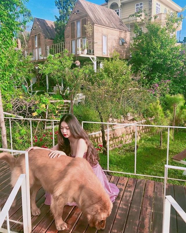"""11223 20190604085037 - Sống ảo """"mệt thì nghỉ"""" ở homestay đẹp như vườn cổ tích giữa lòng Đà Lạt"""