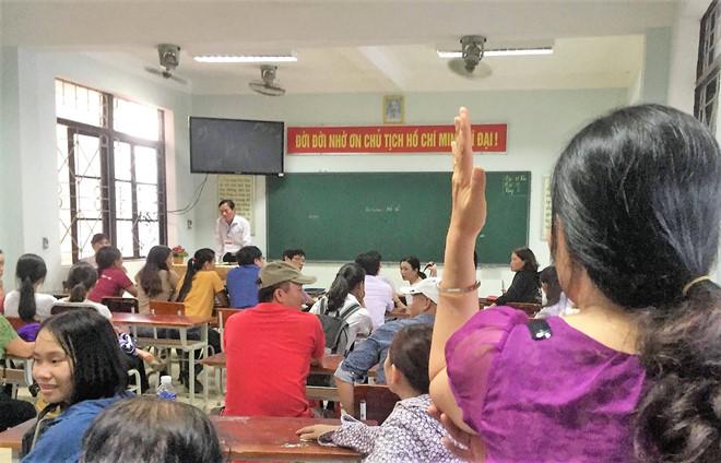 Hơn 6.400 học sinh Quảng Bình phải thi lại môn Ngữ văn trong kỳ thi vào lớp 10