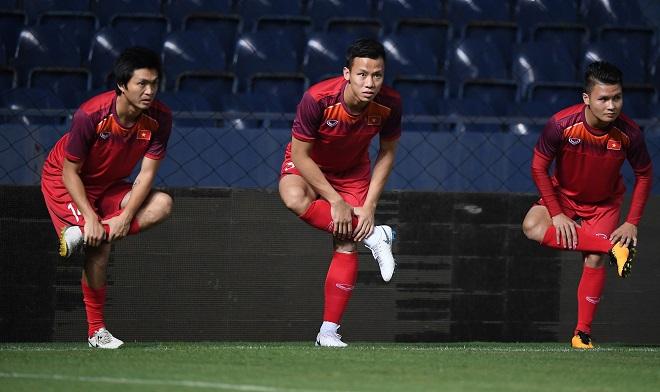 ĐT Việt Nam lộ đội hình đá chính trận gặp Thái Lan tại King's Cup lúc 19h45 tối nay