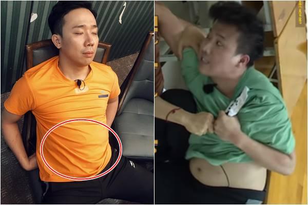 """Lấy vợ xong thân hình ngày càng na ná """"đuông dừa"""", Trấn Thành bất lực nghe fan đả kích"""