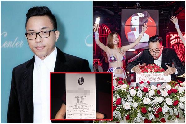 Bị nói phô trương, chơi trội khi chi 1,3 tỷ tổ chức sinh nhật, nhạc sĩ Nguyễn Hồng Thuận đáp gì?