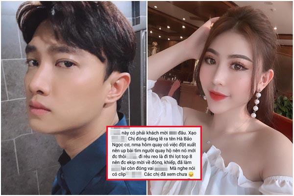 """Quốc Trường lên tiếng bảo vệ hot girl 2k Hải Phòng """"ăn ké"""" vai quần chúng bị CĐM vùi dập không tiếc"""