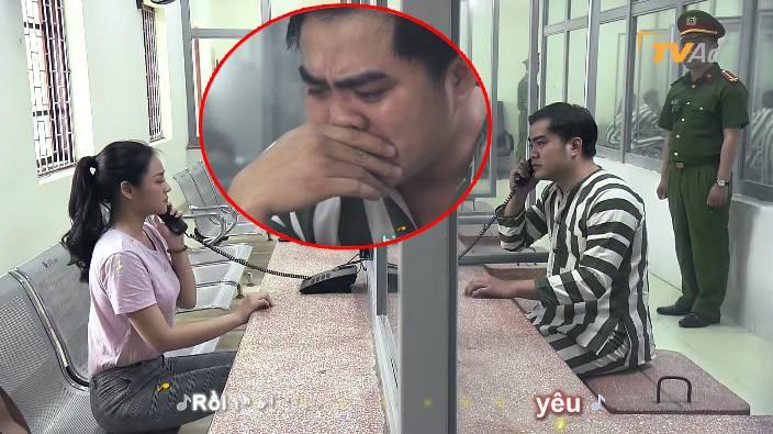"""Lộ kết phim """"Về nhà đi con"""": Khải vào tù, khóc nấc nhận mọi lỗi lầm với Huệ"""