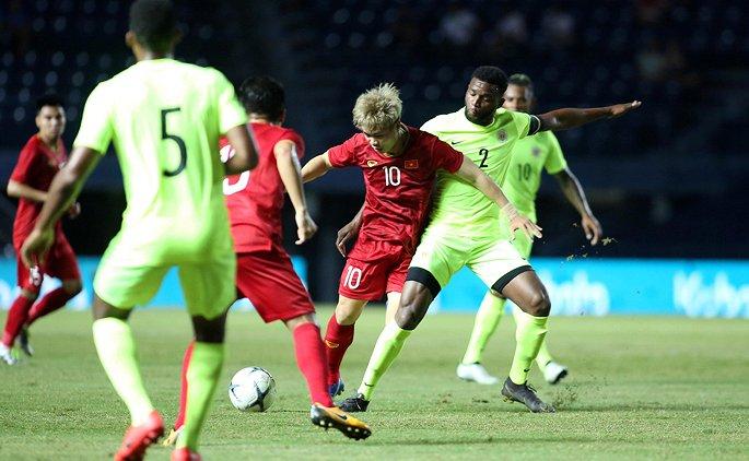ĐT Việt Nam tránh được nhiều đố thủ mạnh ở vòng loại World Cup 2022 dù thua Curacao