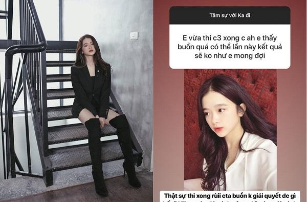 """Fan hỏi """"làm gì khi thi cấp 3 không tốt"""", Linh Ka mạnh miệng tư vấn chuyện thi cử, khác hẳn cô gái nói mua điểm năm nào!"""
