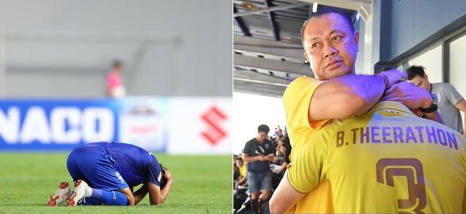 ĐT Thái Lan liên tiếp tự chuốc lấy nỗi đau trên sân nhà, CĐV cũng hết kiên nhẫn với đội bóng con cưng