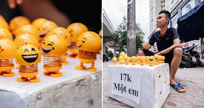 Giải mã cơn sốt thú nhún lò xo emoji: Bán hàng thu nhập 5 triệu đồng/ngày hay chỉ là gặp thời?