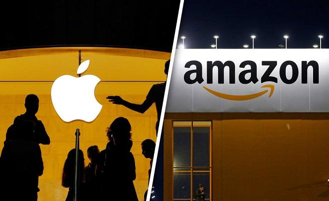 Amazon vượt qua Apple để trở thành thương hiệu giá trị nhất thế giới, Facebook xuống thứ 6