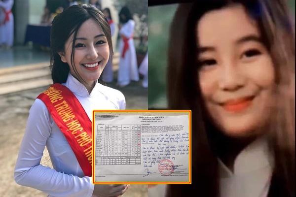 """Nữ sinh nổi tiếng Sài Gòn bị bóc nhan sắc cũ chưa tiêm filler và bảng điểm lẹt đẹt: """"Hiện tại mình thấy mình tốt là được"""""""