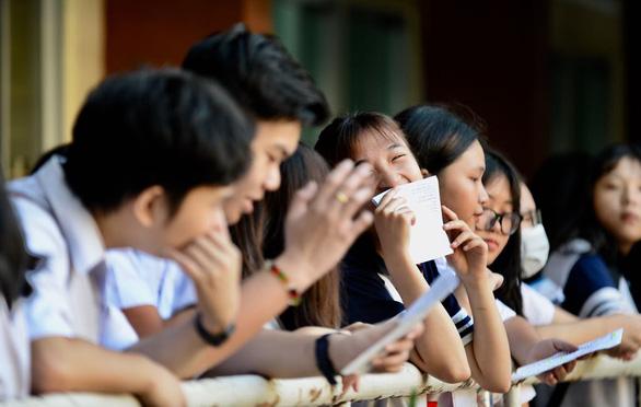 Ảnh 1: Điểm thi vào lớp 10 tại TP HCM - We25.vn