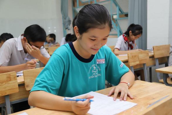 Ảnh 2: Điểm thi vào lớp 10 tại TP HCM - We25.vn