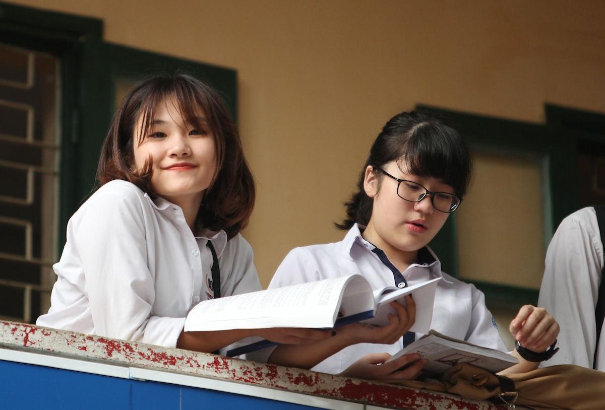 Ảnh 2: Công bố điểm thi vào lớp 10 - We25.vn