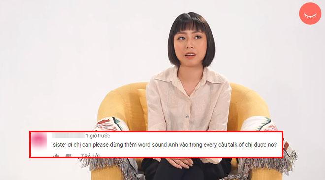 """Cô gái gây tranh cãi khi tham gia show hẹn hò nhưng toàn nói chuyện kiểu """"tiếng Việt đá tiếng Anh"""" khiến CĐM rối não"""