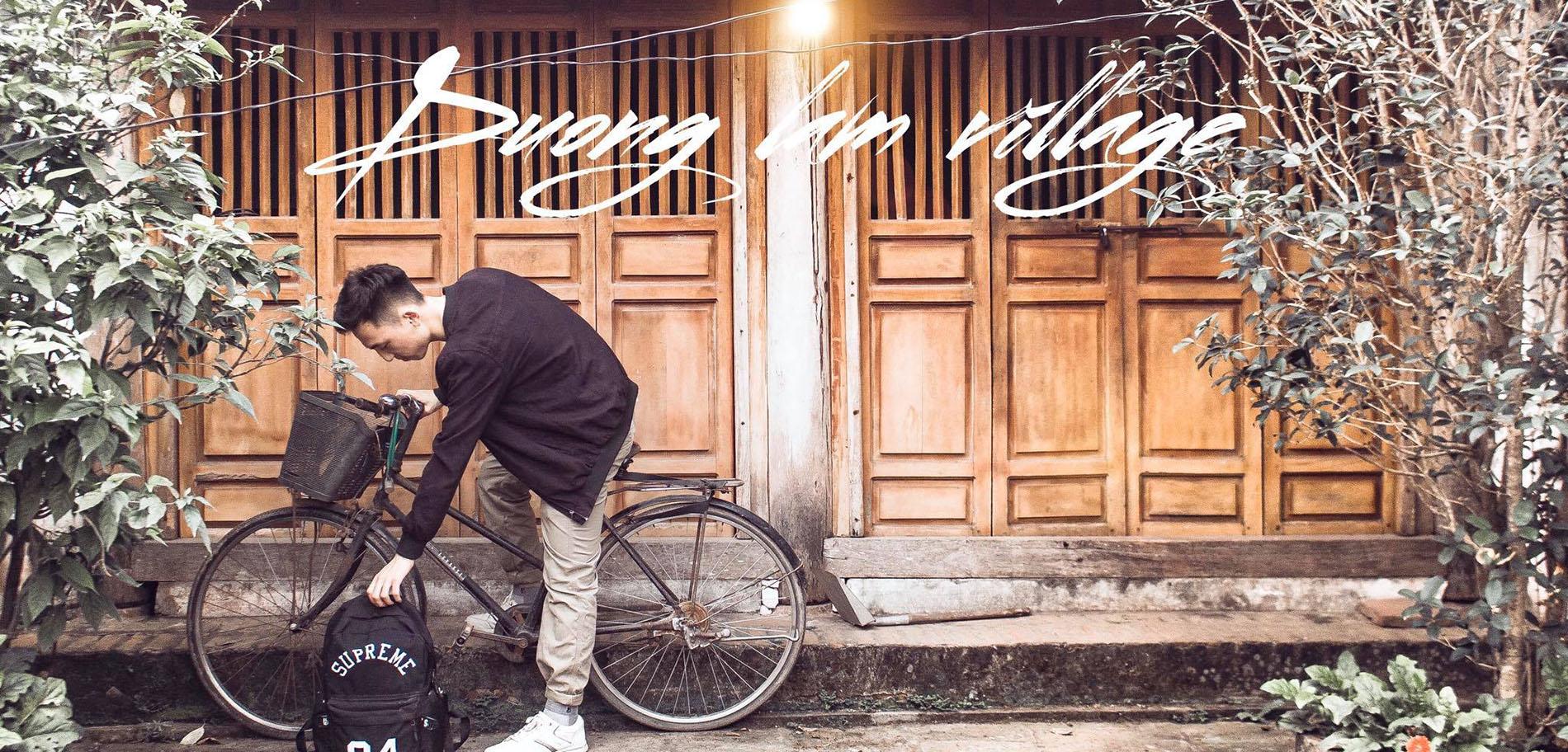 """Checkin-holic: Một vé về tuổi thơ cùng """"Làng cổ Đường Lâm"""" - Phạm Văn Minh"""