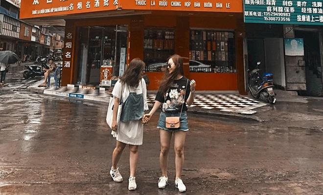 Checkin-Holic: Anh đưa em theo với, cầm tay em qua biên giới - Nguyễn Thị Mỹ Hằng