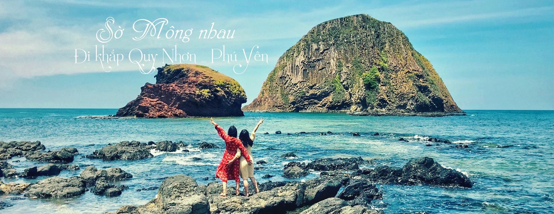 """Checkin-holic: """"Sờ Mông"""" nhau đi khắp Quy Nhơn - Phú Yên! - Phan Nguyên Khiêm"""