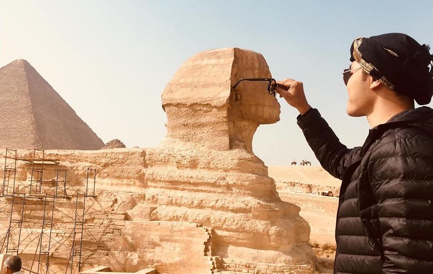 Checkin-holic: Ai Cập - Nền văn minh nhân loại - Trương Đức Thiện