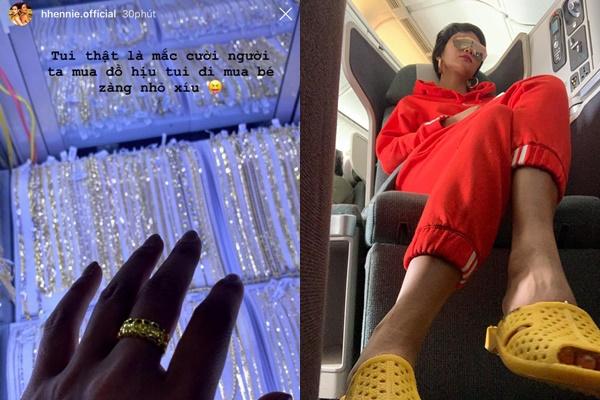 """Hoa hậu """"nghèo"""" như H-Hen Niê: chỉ đi giày 80K, dành hết tiền mua vàng tích trữ"""