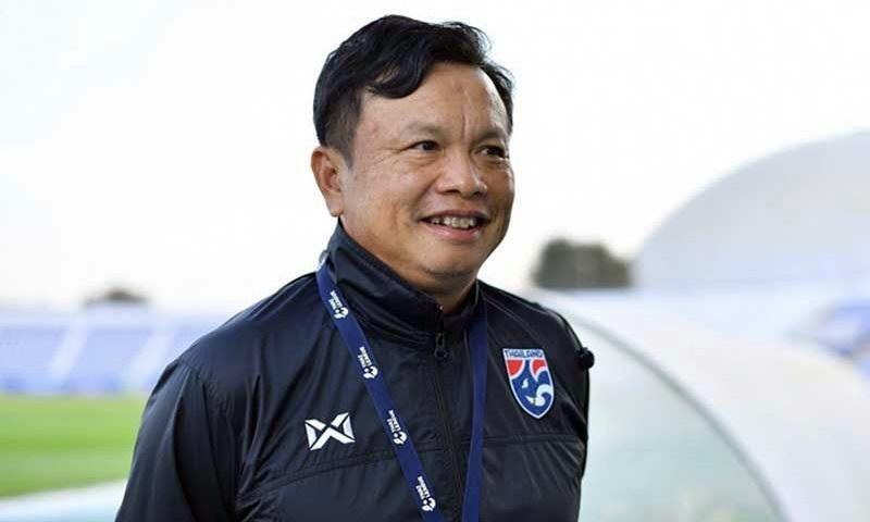 Ảnh 1: Thái Lan chia tay HLV trưởng - We25.vn