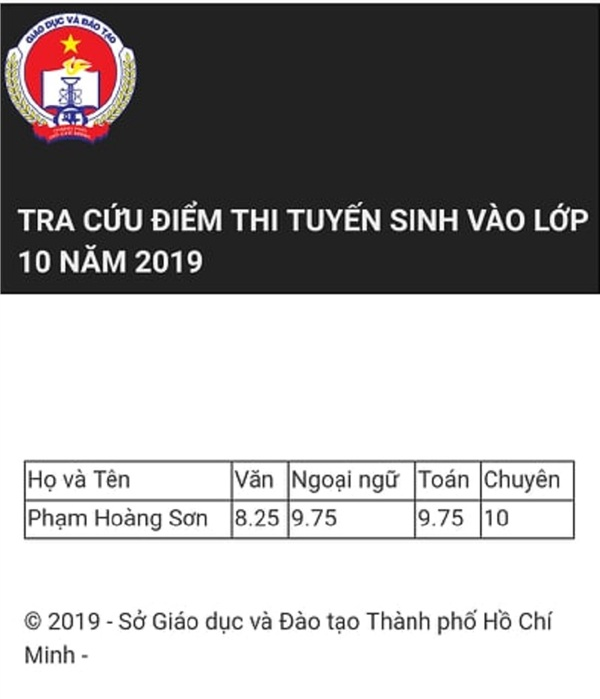 Ảnh 2: Tuyển sinh lớp 10 tại TP HCM - We25.vn