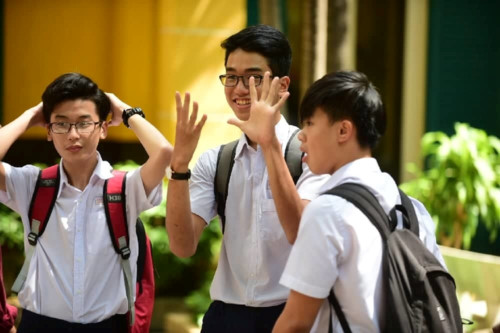 Ảnh 1: Điểm thi vào lớp 10 năm 2019 - We25.vn